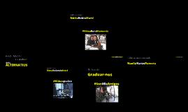 graduació dels alternatius
