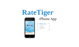 RateTiger Demo