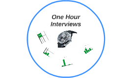 One Hour Interviews