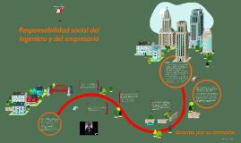 Responsabilidad social del Ingeniero y del empresario
