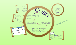 Copy of COBIT: Una mirada estructural