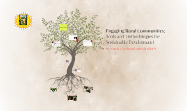 Engaging Rural Communities: Tools and Methodologies for Sust