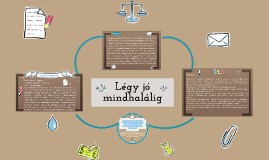 Copy of Légy jó mindhalálig