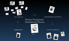 Effective Professional Development Model