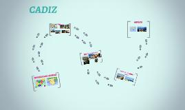 La région de Cadiz