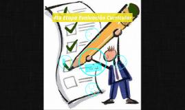 4ta Etapa Evaluación Curricular