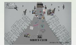Copie de Sirius Club - Cérémonie de clôture