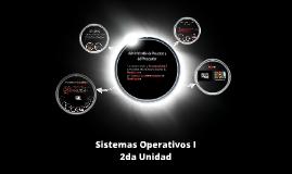 2-1.-Administrador de Procesos y del Procesador