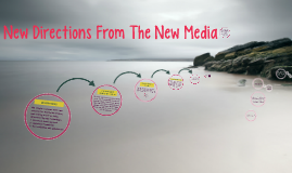 New Directions From The New Media