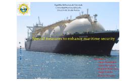 Medidad para mejorar la seguridad maritima