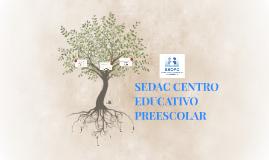 SEDAC CENTRO EDUCATIVO PREESCOLAR