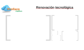 Renovación tecnológica de Profaco