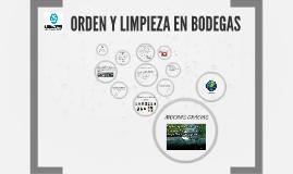Copy of ORDEN Y LIMPIEZA BODEGAS