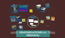 REMUNERACIONES AL PERSONAL