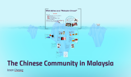 The Chinese Community in Malaysia