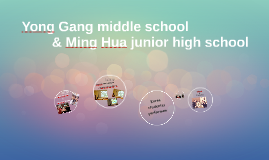 Yong Gang middle school