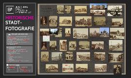 Coding Da Vinci 2017: Historische Stadtfotografie