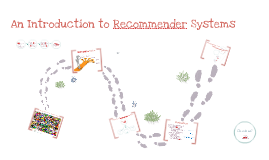 Recommender systems (S523)