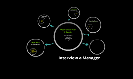 Interview a Manager