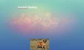 Jordon Bailey