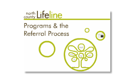 Programs and Referral Process
