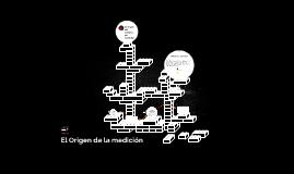 El origen del sistema de medidas
