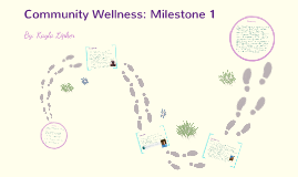 Copy of Community Wellness: Milestone 1