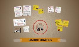 BARBITUATES Drug Presentation