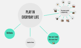 PLAY IN EVERYDAY LIFE