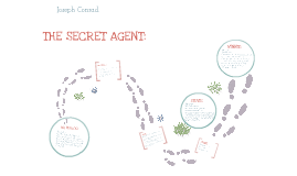 THE SECRET AGENT- Joseph Conrad