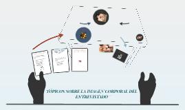 Copy of TÓPICOS SOBRE LA IMAGEN CORPORAL DEL ENTREVISTADO