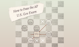 How to Pass the AP U.S. Gov Exam