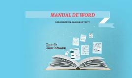 Copy of manual de word