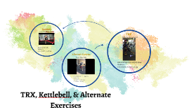 TRX, KettleBell, & Alternate exercises