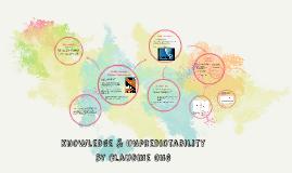 Knowledge and Unpredictability: Understanding Human Phenomena