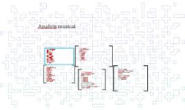 Analicis de partituras