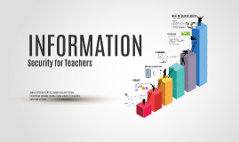 Information security for teachers
