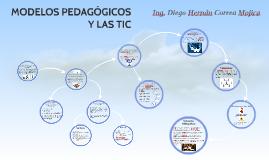 Copy of MODELOS PEDAGÓGICOS Y LAS TIC