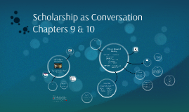 Scholarship as Conversation
