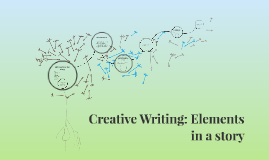 Creative Writing: Elements in a story