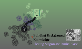 M1U2L3 Building Background Knowledge: Fleeing Saigon as Panic Rises