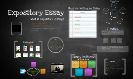 Copy of Copy of Expository Essay