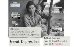 2018_Great Depression