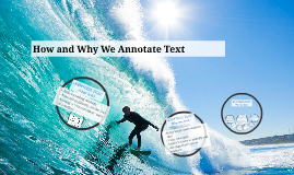 Copy of How to Annotate Text