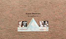 Famous Roman Emperors