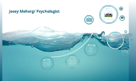 Josey Meherg/ Psychologist