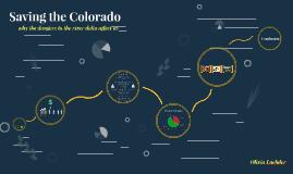 Saving the Colorado