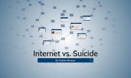 Internet vs. Suicide