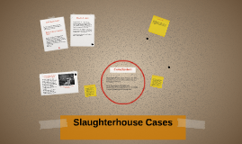 Slaughterhouse Cases
