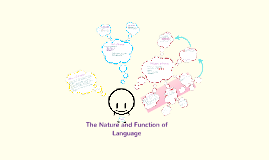 The Nature and Function of Language